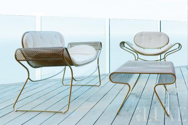 纸椅子概念设计步骤